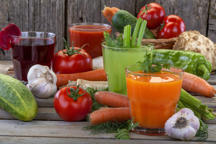In the book, Living Well, we discussed short seasonal juice fasts, which could be the ideal approach for cleansing during the change of the season.