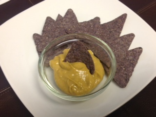 Avocado Dip - A healthy eater's snack that is very nutrient dense